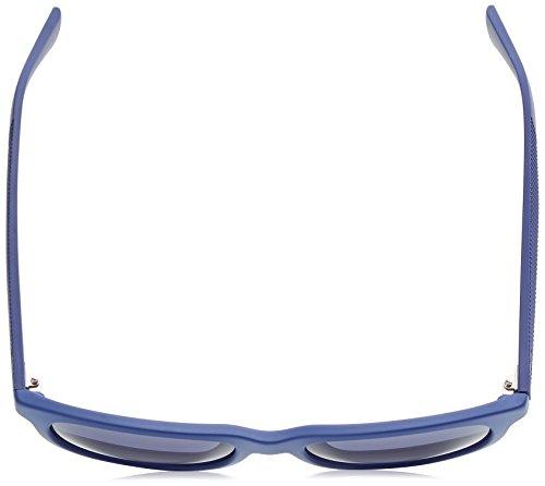 Blu Eye Unisex Adulto Lacoste Gafas Azul 54 Wayfarer Sol de 5wf8Sq