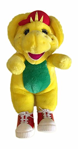 Barney BJ Plush (Riff Plush)