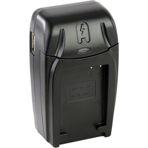 Watson Compact AC/DC Charger for NB-10L Battery -For Canon NB-10L Type Battery