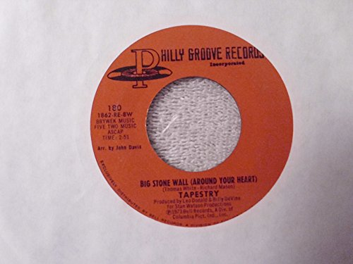 Price comparison product image big stone wall / eyes 45 rpm single