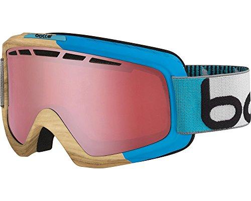 Cébé Nova Ii Masque de Ski Mixte Matte Blue Scandinavia