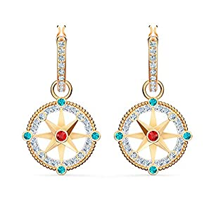 SWAROVSKI Women's Ocean Adventure Crystal Jewelry Collection (Amazon Exclusive)