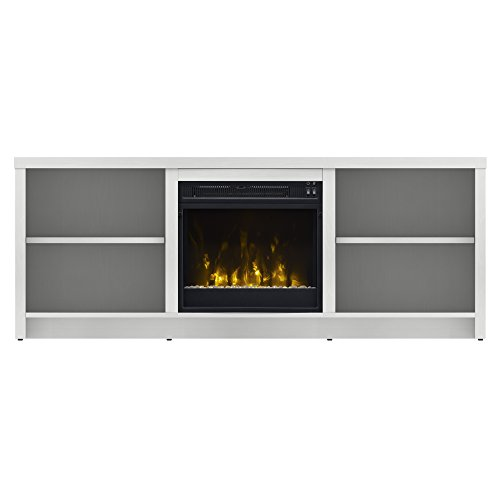 65 inch tv stand fireplace - 6