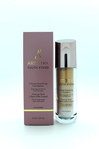 Artistry Youth Xtend Lifting Smoothing Foundation (Broad Spectrum SPF 20 Sunscreen Cream) (brulee)