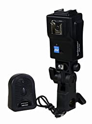 ProMaster Dual Shoe Mount Flash Trigger with built in Umbrella Holder