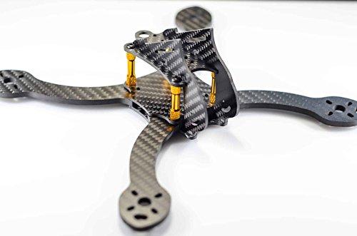 "Mode 2 Interceptor 5"" FPV Drone Freestyle Frame"