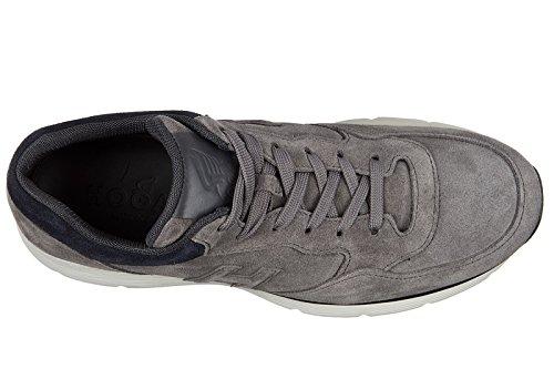 Hogan zapatos zapatillas de deporte hombres en ante nuevo traditional 20.15 h 3d