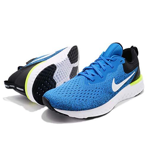 Nike Men's Odyssey React Running Shoes (7.5, Photo Blue/Black) by Nike (Image #6)