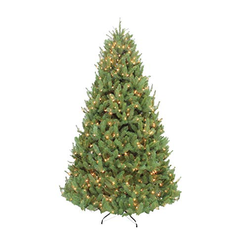 Puleo International 7.5-Foot Pre-Lit Colorado Spruce 800 Clear UL Listed  Lights Artificial - Amazon.com: Puleo International 7.5-Foot Pre-Lit Colorado Spruce 800