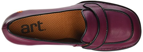 Art Women's Bristol Pumps Purple (Star Cerise-black) gTBD3yBXcp