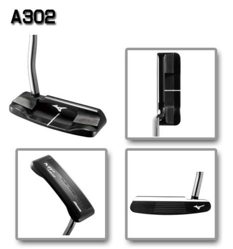 [MIZUNO] MP-A3 series golf putter A-302 from japan