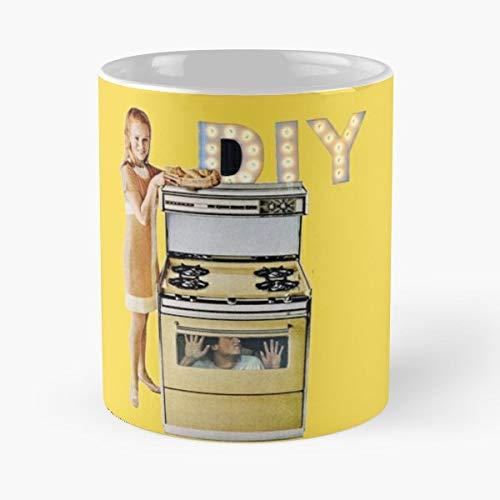 Ads Vintage Appliance (Collage Art Artist Mugs Best Gift)
