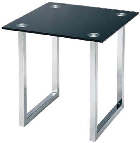 Dane Chrome End Table - 1