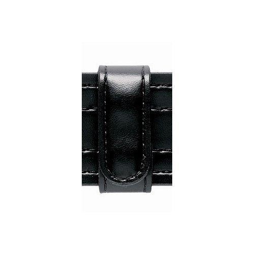Belt Keeper Hidden Snap - Safariland Duty Gear Hidden Snap Belt Keeper (4-PK) (Plain Black) by Safariland Duty Gear