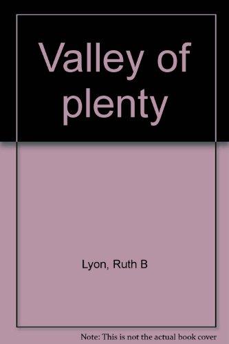 Valley of plenty - Plenty Valley