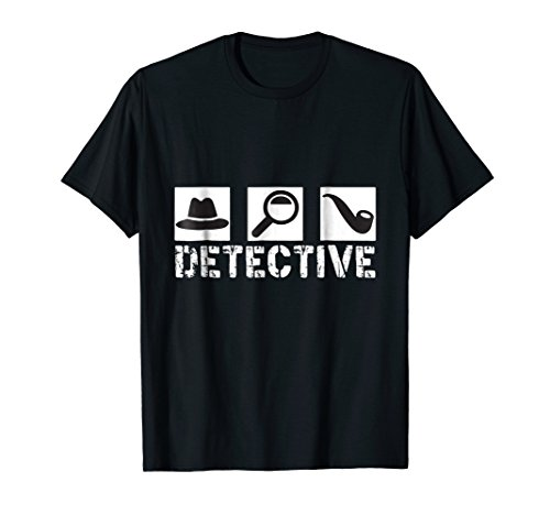 Detective Shirt Halloween Costume