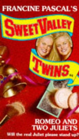 Sweet Valley Twins #84: ROMEO AND TWO JULIETS