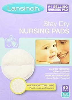 4-Pk. Lansinoh Stay Dry Disposable Nursing Pads