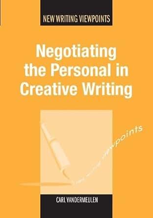 Creative Writing vs Formal Essay Writing