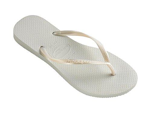 marino Havaianas para mujer azul sandalias Slim Blanco qZCEwP6Z