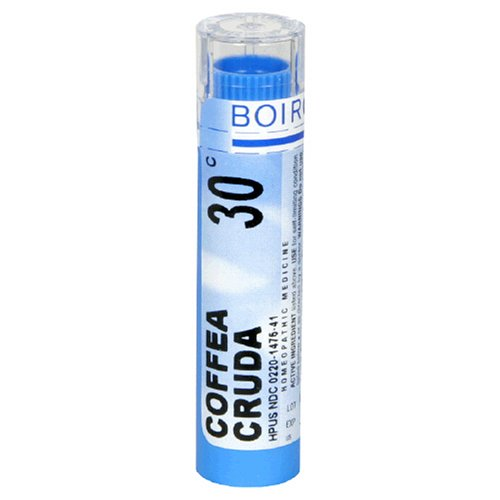 Boiron - Coffea cruda 30C 80 plts (Pack of 5)