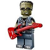 Figurine LEGO Serie 14 : Les monstres -Le Rocker monstre