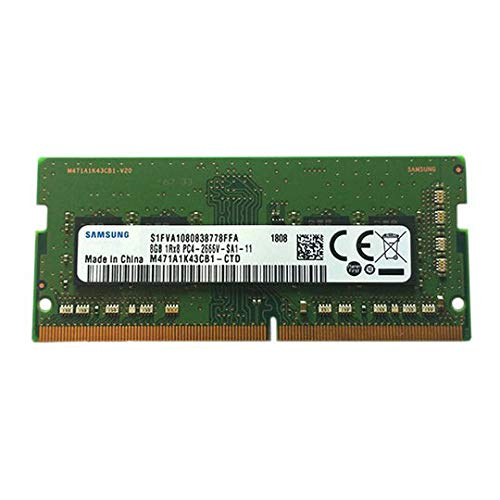 Samsung 8GB DDR4 2666MHz RAM Memory Module for Laptops (260 Pin SODIMM,...