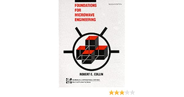 Foundation Of Microwave Engineering Collin Pdf
