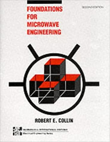 Foundations for microwave engineering robert e collin foundations for microwave engineering 2nd edition fandeluxe Image collections