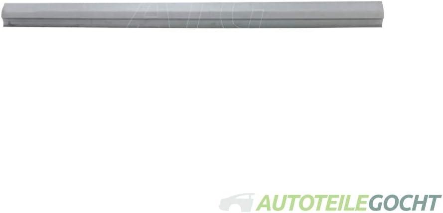 Set Kantblech Schweller 1790mm f/ür VW POLO 9N 01-09 von Autoteile Gocht