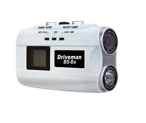 アサヒリサーチ 「Driveman(バイク用ヘルメット装着型ドライブレコーダー)」