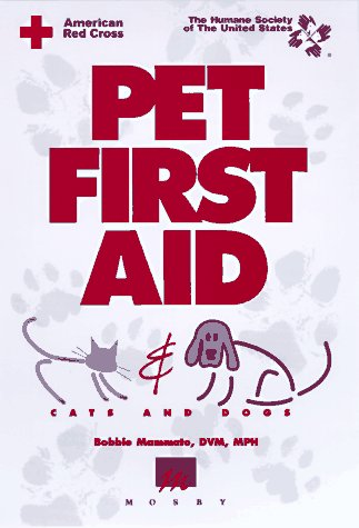 Pet First Aid: Cats & Dogs (Red First Aid Cross Book)