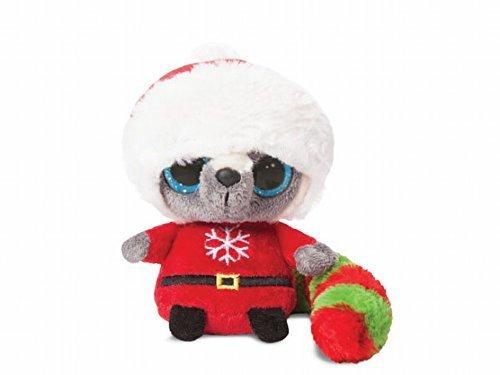 Aurora World Yoohoo and Friends Yoohoo Wannabe Santa Claus Toy
