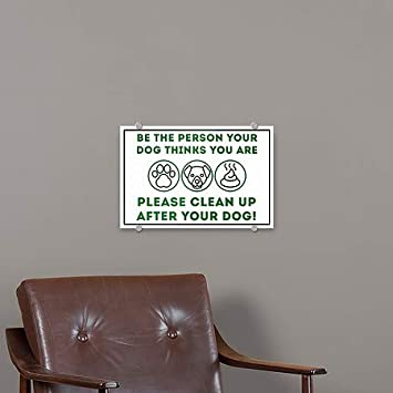 Be The Person Premium Acrylic Sign 36x24 CGSignLab