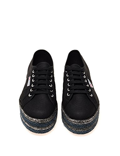 2790 Sneakers Women's cotcoloropew Black In Superga ZwAzqn