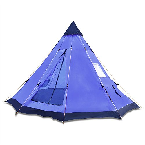 ... Arctic-Monsoon-12x12-6-Person-Teepee-Tent ...  sc 1 st  C&ing Equipment u0026 Supply & Arctic Monsoon 12x12u0027 6 Person Teepee Tent - Camping Equipment ...