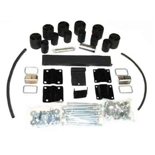 Performance Accessories (4083) Body Lift Kit for Nissan Frontier