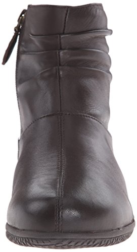 Women's US SoftWalk Brown 5 9 Dark Boot Hanover W vddwgFq