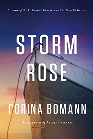 book cover of Storm Rose