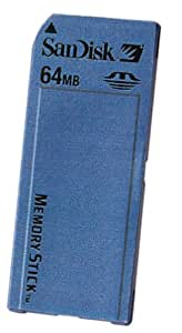 SanDisk 64 MB Memory Stick
