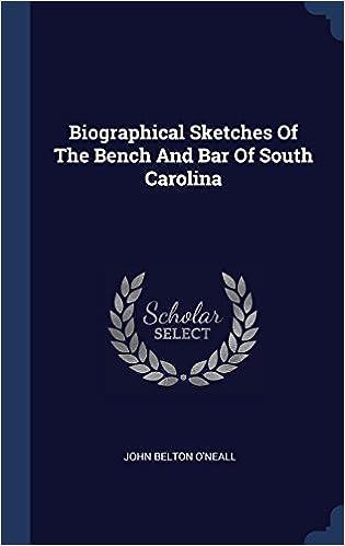 Descargar Libro It Biographical Sketches Of The Bench And Bar Of South Carolina En PDF Gratis Sin Registrarse