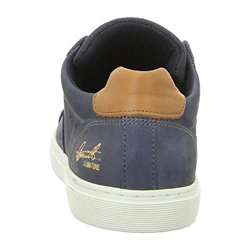 BULLBOXER 779k26074ap442 - Zapatos de cordones de Piel para hombre blue (p442)