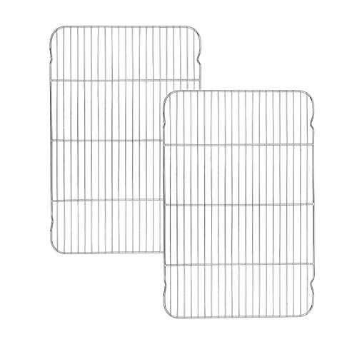 (Cooling Rack Set of 2, E-far 16.5