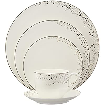 Click for Mikasa Shimmer Vine 5-Piece Placesetting, Service for One