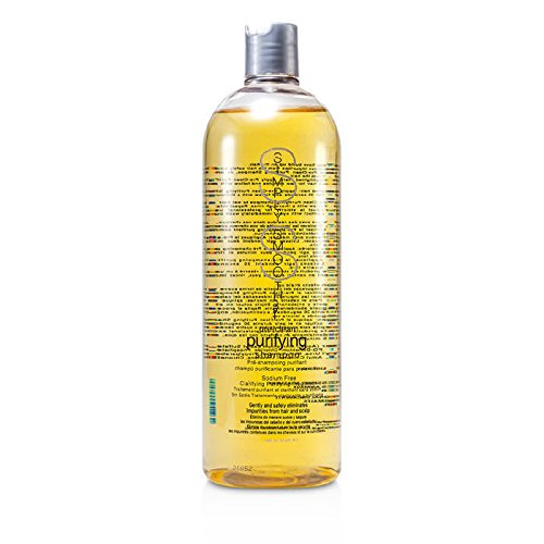 Simply Smooth Pre-Clean Purifying Shampoo, 33.8 Ounce