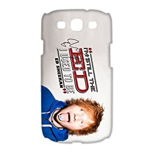 Custom Ed sheeran Hard Back Cover Case for Samsung Galaxy S3 CL622 by runtopwell