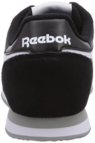 Grey Unisex Jogger schwarz Adulto Da solid medium black Nero Royal Sneakers Heather white Classic Grey Reebok XEqx7wBw