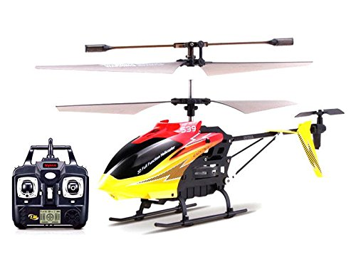 Helicopter SYMA S39 2.4G 3-Kanal mit Gyro (Rot-Gelb)
