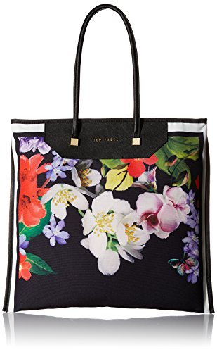 Ted Baker Hanita Tote Bag Black One Size Ted Baker London Handbag & Accessories Xs6w-xbz1-hanita