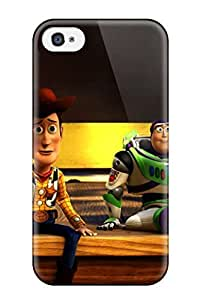 For Iphone 4/4s Premium Case Cover Toy Story () Protective Case